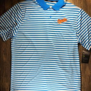 NEW Orioles Nike Golf Shirt